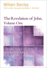 The Revelation of John, Volume 1 (Enlarged Print) (New Daily Study Bible) Cover Image