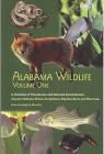 Alabama Wildlife, Volume 1: A Checklist of Vertebrates and Selected Invertebrates: Aquatic Mollusks, Fishes, Amphibians, Reptiles, Birds, and Mammals Cover Image