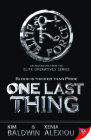 One Last Thing (Elite Operatives #7) Cover Image