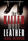 The Killer Wore Leather: A Mystery Cover Image