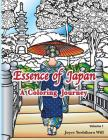 Essence of Japan: A Coloring Journey Cover Image