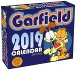 Garfield 2019 Day-to-Day Calendar Cover Image