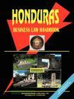 Honduras Business Law Handbook Cover Image