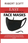 Easy Homemade Medical Face Masks Cover Image