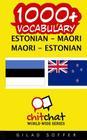 1000+ Estonian - Maori Maori - Estonian Vocabulary Cover Image