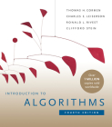 Introduction to Algorithms, fourth edition Cover Image