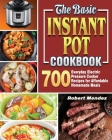 The Basic Instant Pot Cookbook Cover Image