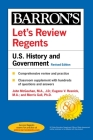 Let's Review Regents: Physics--The Physical Setting Revised Edition (Barron's Regents NY) Cover Image