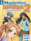 Mastering Manga 2: Level Up with Mark Crilley Cover Image