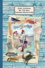 Junk Journal By The Sea Themed Signature: Full color 6 x 9 slim Paperback with ephemera to cut out and paste in - no sewing needed! Cover Image