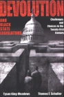 Devolution and Black State Legislators: Challenges and Choices in the Twenty-First Century (Suny Series in African American Studies) Cover Image