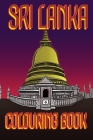 Sri Lanka Colouring Book: Temple UK Edition Cover Image