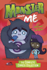 Monster and Me: The Complete Comics Collection Cover Image