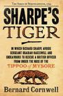 Sharpe's Tiger (Sharpe's Adventures) Cover Image