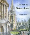 Oxford in Watercolours Cover Image