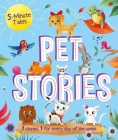 5-Minute Tales: Pet Stories: with 7 Stories, 1 for Every Day of the Week Cover Image