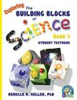 Exploring the Building Blocks of Science Book 1 Student Textbook (softcover) Cover Image