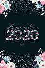 Agenda 2020: Agendas 2020 Semana vista - Organiza tu día - Agenda semanal - Agendas Semana Vista, Calendario 2020 Cover Image