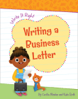 Writing a Business Letter Cover Image