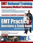 EMT National Training EMT Practice Questions & Study Guide Cover Image