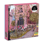 Blooming Streets 500 Piece Puzzle Cover Image