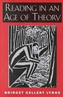 Reading In An Age Of Theory Cover Image