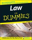 Law for Dummies Cover Image