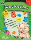 Ready-Set-Learn: Word Problems Grd 1 [With 180+ Stickers] Cover Image