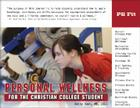 Personal Wellness for the Christian College Student (Personal Wellness series) Cover Image