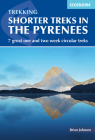 Shorter Treks in the Pyrenees Cover Image