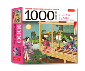 Viewing the Moon Japanese Garden- 1000 Piece Jigsaw Puzzle: Finished Size 24 X 18 Inches (61 X 46 CM) Cover Image
