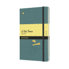 Moleskine Limited Edition Petit Prince Notebook, Large, Ruled, Forget Blue, Hard Cover (5 x 8.25) Cover Image