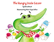 The Hungry Little Gator Cover Image
