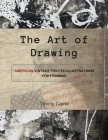 The Art of Drawing: American vintage printed illustrations for framing. (English Version). Cover Image