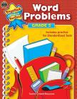 Word Problems Grade 5 (Practice Makes Perfect (Teacher Created Materials)) Cover Image