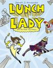 Lunch Lady and the Field Trip Fiasco: Lunch Lady #6 Cover Image