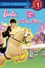 I Can Be a Horse Rider (Barbie) (Step into Reading) Cover Image