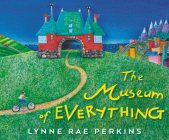 The Museum of Everything Cover Image