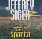Sons of Sparta (Chief Inspector Andreas Kaldis Mysteries #6) Cover Image