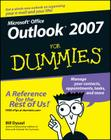 Microsoft Office Outlook 2007 for Dummies Cover Image