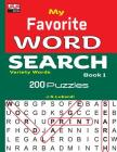 My Favorite Word Search Book 1 Cover Image