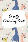 Giraffe Coloring Book for Children (6x9 Coloring Book / Activity Book) Cover Image