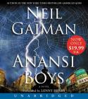 Anansi Boys Low Price CD Cover Image