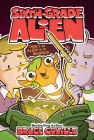 There's an Alien in My Backpack (Sixth-Grade Alien #9) Cover Image