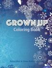 Grown Up Coloring Book 13: Coloring Books for Grownups: Stress Relieving Patterns Cover Image