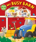 Stick and Play: My Busy Barn (Magic Sticker Play and Learn) Cover Image