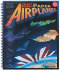 Klutz Book of Paper Airplanes Cover Image