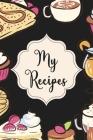 Our family recipe: Recipe books to write in spiral bound . Cover Image