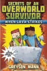 When Lava Strikes: Secrets of an Overworld Survivor, #2 Cover Image