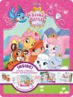 Disney Whisker Haven Tales with the Palace Pets Collector's Tin (Happy Tin) Cover Image